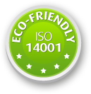 ECO-FRIENDLY ISO 14001